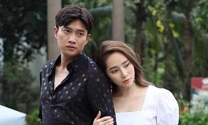 Quốc Trường 'ngại muốn chết' khi đóng cảnh hôn Quỳnh Nga