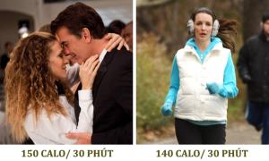 Hôn thường xuyên giúp chị em giảm cân, ngừa nếp nhăn