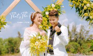 Lễ ceremony của đạo diễn triệu view Yun Bin và ca sĩ Tú Tri