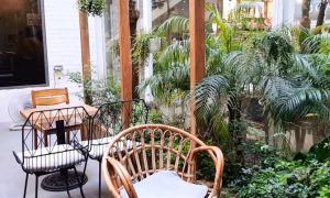 Địa chỉ cuối tuần: quán cà phê như rừng rậm ở Hà Nội