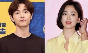 Song Hye Kyo, Song Joong Ki hoàn tất thủ tục ly hôn