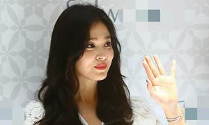 Song Hye Kyo 'tấn công' thị trường Trung Quốc sau bỏ chồng