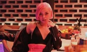 Tia Hải Châu đóng MV cùng bạn trai Lê Thiện Hiếu