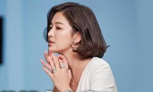 Phía Song Hye Kyo phủ nhận nói hôn nhân tan vỡ 'do số phận'