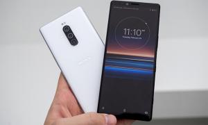 Doanh số smartphone Sony xuống thấp kỷ lục