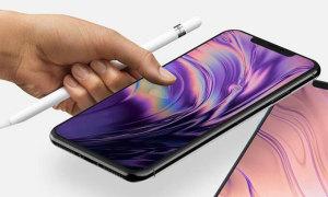 iPhone mới có thể hỗ trợ Apple Pencil