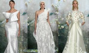 Phuong My giới thiệu bộ sưu tập váy cưới cao cấp tại Việt Nam