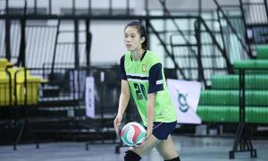 'Khủng long' bóng chuyền Thanh Thúy gây kinh ngạc vì chiều cao 1,93 mét