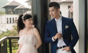 Vợ Trương Nam Thành sinh đôi con trai