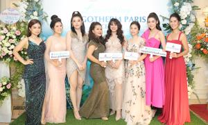 Mỹ nhân Việt khoe dáng tại lễ ra mắt thương hiệu Algotherm