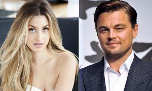 Cô đào 'The Hills' tiếc vì không qua đêm với Leonardo DiCaprio