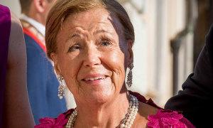 Công chúa Hà Lan sinh ra đã mù loà, chết vì ung thư