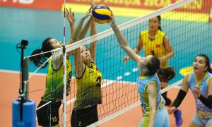 Tuyển bóng chuyền nữ Việt Nam có chiều cao trung bình tốt nhất khu vực