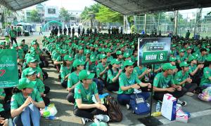 Honda Việt Nam kêu gọi giới trẻ bảo vệ môi trường
