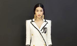Ảnh sao 27/8: Hoa hậu Mỹ Linh thay đổi hình ảnh