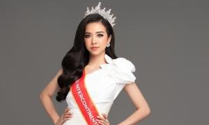 Á hậu Thúy An thi Hoa hậu Liên lục địa 2019