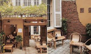 Địa chỉ cuối tuần: ba quán cà phê đậm chất phố cổ