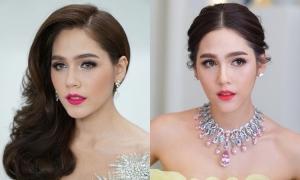 Biến hóa kiểu tóc của 'Thiên thần nội y' Thái Lan