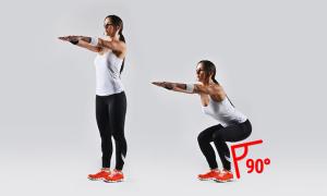 10 động tác làm thon bắp chân