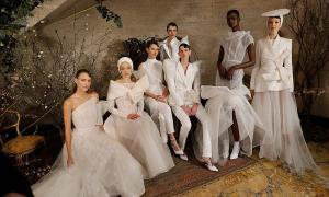 Váy cưới của Phương My được đề cử giải thưởng tại Anh