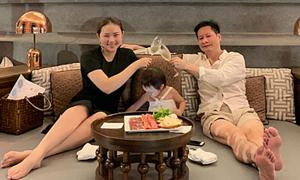 Vợ chồng Phan Như Thảo bị con gái làm 'kỳ đà cản mũi'