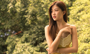 Lương Thanh thấy ghê khi đóng cảnh 'nóng'