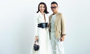 Doanh nhân Việt đưa trang sức lên New York Fashion Week