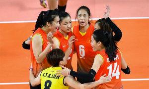 Tuyển bóng chuyền nữ Việt Nam có giải đấu tệ nhất 20 năm
