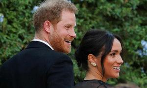 Meghan mượn bông tai 6 USD đi đám cưới