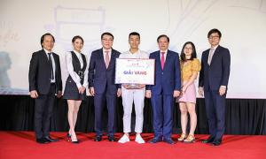 Nguyễn Tấn Nhật giành quán quân 'Nhà biên kịch tài năng 2019'