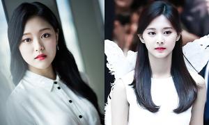 Những thần tượng Hàn giống nhau