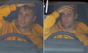 Justin Bieber căng thẳng trước ngày cưới