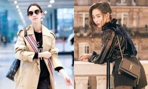 Váy áo hàng hiệu của Trương Quân Ninh