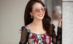 Phong cách thời trang của Hoa khôi doanh nhân Lan Phương