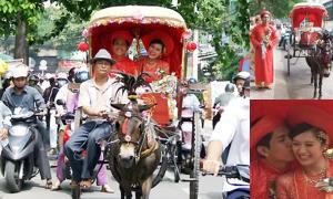 Những sự cố đám cưới 'nhớ đời' của sao Việt
