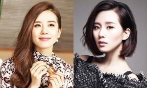 Sao Hoa - Hàn biến đổi nhan sắc với mái tóc