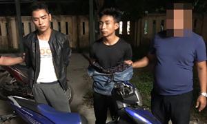Hai nghi phạm giết nam sinh chạy Grab vì xin nợ tiền bất thành