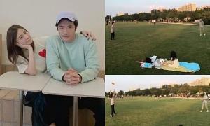 Kwon Sang Woo kỷ niệm 11 năm ngày cưới