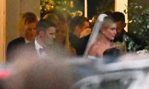 Ảnh cưới của Justin Bieber