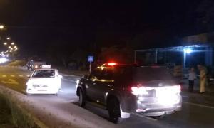 Tài xế taxi bị phạt 18 triệu đồng vì chặn đầu xe khác