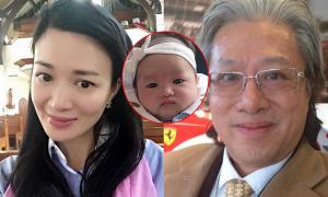 Con gái thứ ba của 'Song Nhi' Trần Thiếu Hà