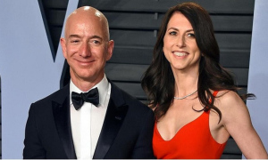 Vợ cũ ông chủ Amazon giàu thứ 15 tại Mỹ