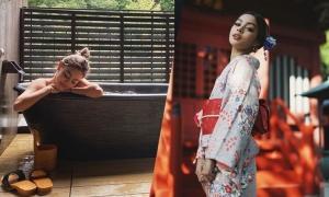 Lily Maymac bị cấm tắm onsen công cộng