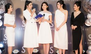 Dàn người đẹp shopping dịp khai trương showroom Sohee Bắc Giang