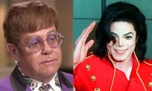 Elton John nghĩ Michael Jackson mắc bệnh tâm thần
