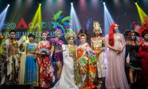 Khoảnh khắc ấn tượng tại Ngoisao Beauty Expo 2019
