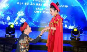 Thuý Nga đòi Vũ Mạnh Cường 'cầu hôn'