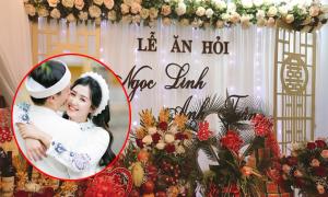 Lễ ăn hỏi của Top 10 Hoa hậu Việt Nam 2018