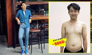 Giảm 19 kg, MC Quang Bảo bị nghi phẫu thuật thẩm mỹ