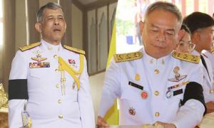 Vua Thái phế thêm 6 quần thần